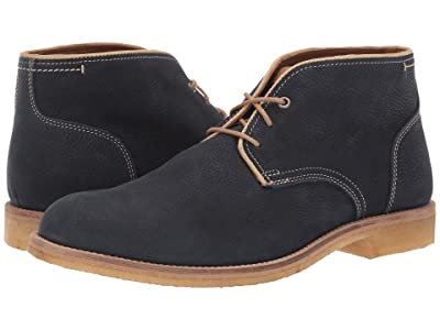 J&M EST. 1850 Howell Chukka (Navy Nubuck) Men