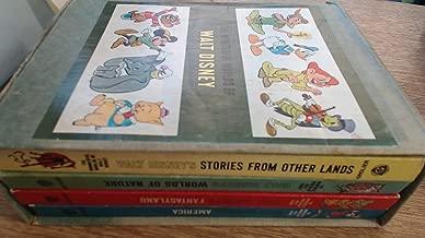 Wonderful Worlds of Walt Disney: Fantasyland / Worlds of Nature / America / Stories from Other Lands