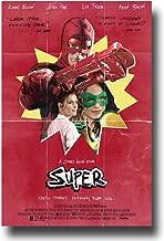 Super Poster Movie C 11 x 17 Inches - 28cm x 44cm Rainn Wilson Ellen Page Liv Tyler Kevin Bacon Gregg Henry