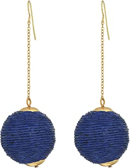 SHASHI - Chain Drop Earrings