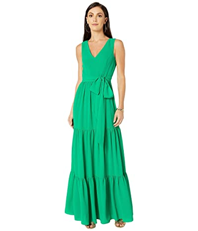 Lilly Pulitzer Maurine Maxi Dress (Emerald Isle) Women