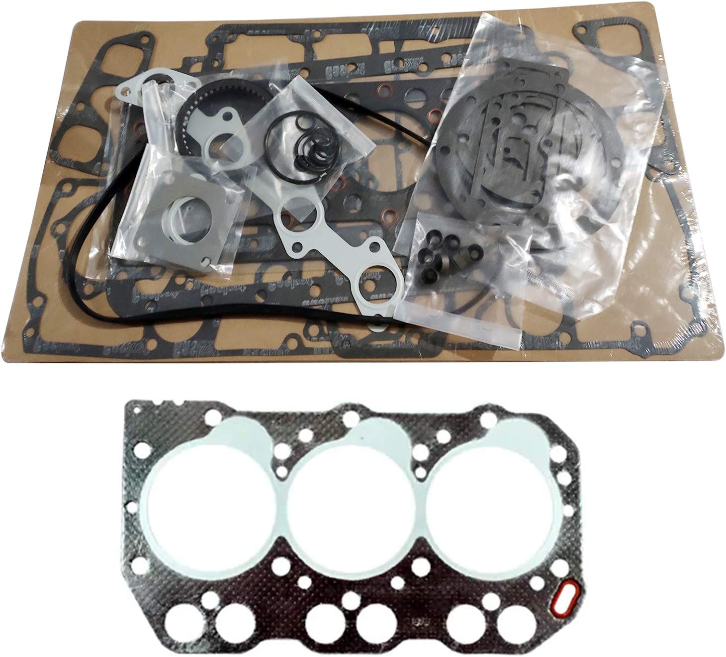 Limited time cheap sale KRRK-parts 3TNA72 Full Gasket Set fits Los Angeles Mall w for Yanmar Head