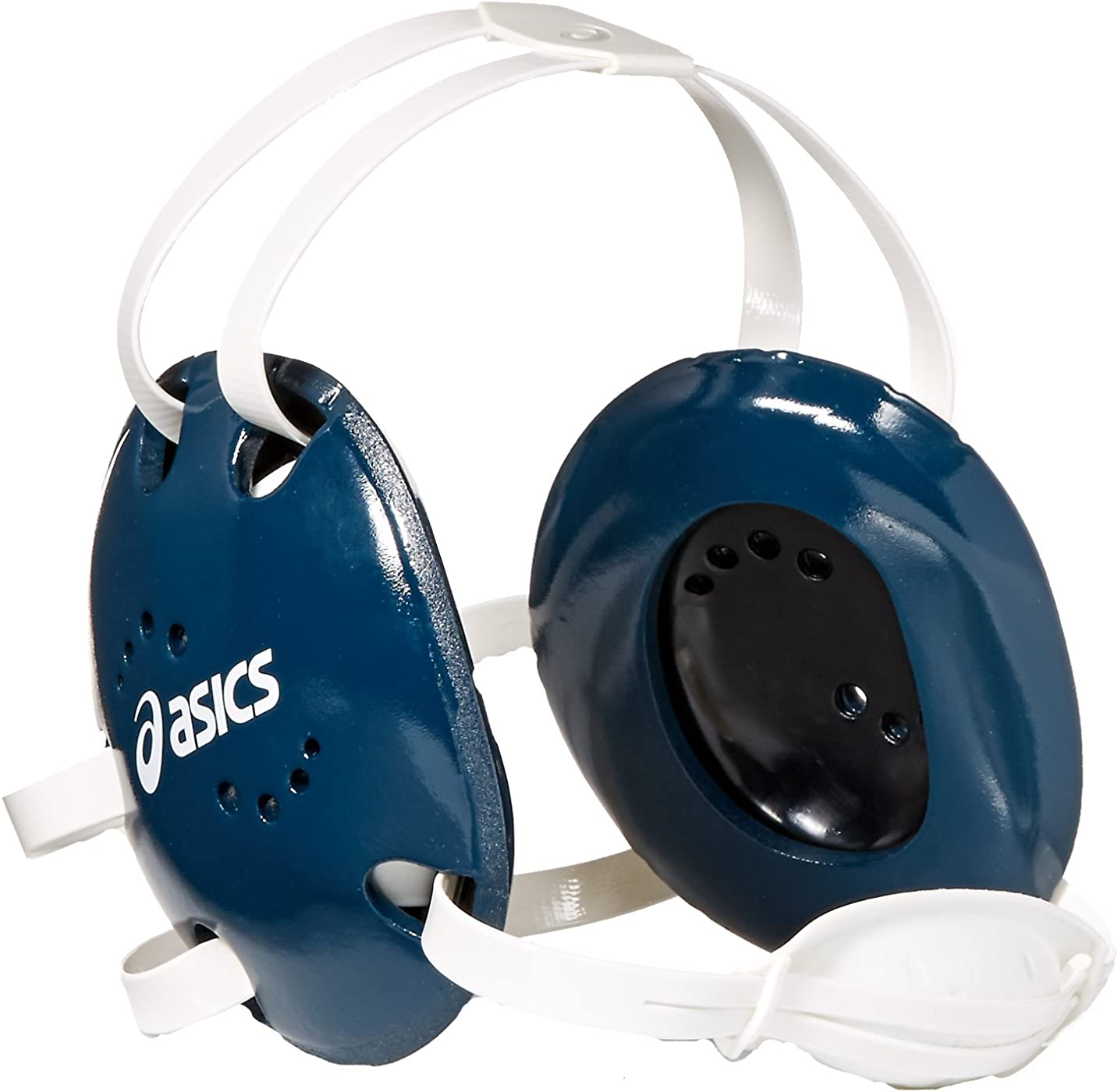 ASICS Snap Down Earguard Size Max 41% Max 50% OFF OFF Navy One