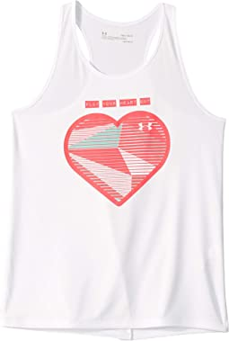 2662a8c5e3be3 Under armour kids all i do is dance tank top big kids