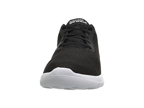 54601 Performance SKECHERS Negro Blanco Walk Go Max 0OxCwFq