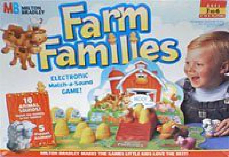 Farm Families; Electronic MatchaSound Game