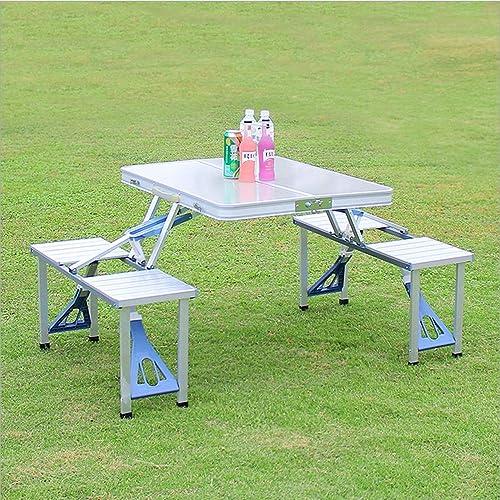 Zhaolan-Outdoors Supplies Fournitures de Camping portatives en Plein air Table Se Pliante portative d'alliage d'aluminium pour la Table portative de Barbecue de Camping extérieur