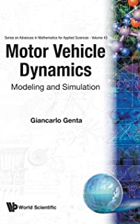 Motor Vehicle Dynamics: Modeling And Simulation