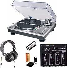 Best headphone amp for audio technica lp120 Reviews