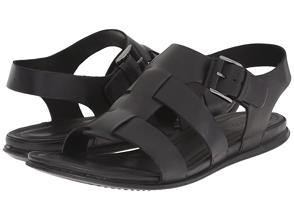 ECCO Touch Buckle Sandal (Black) Women