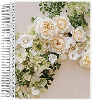 $58 » Green Wedding Shoes x Erin Condren Undated 12-Month Wedding Planner - Romance - Includes Undated Calendar Spreads, Pre-Hin...