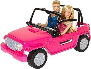 Barbie Beach Cruiser Barbie Doll and Ken Doll [Amazon Exclusive]