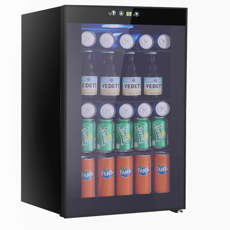 Beverage Refrigerator Capacity Compressor Temperature