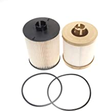 iFJF FD4617 Diesel Fuel Filter for Ford 6.4L Powerstroke F250 F350 F450 F550 Super Duty 2008-2010 Diesel V8 Engine Replaces 8C3Z9N184C 3C346731AA 3C3Z6731AA