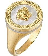 Versace - Medusa Pearl Cut Ring