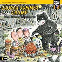 Church Summer Cramp (Tales from the Back Pew)