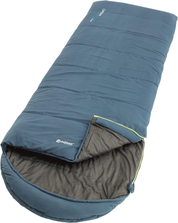 Outwell Campion Lux Sleeping Bag Blau Ausführung Right Zipper 2019 Schlafsack B07Q7G3Q6P  Neue Sorten werden eingeführt