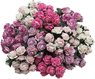 Best miniature fabric flowers Reviews