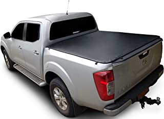 Tuff Tonneaus Nissan Navara NP300 Dual Cab Genuine No Drill Clip On Tonneau Cover