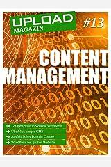 UPLOAD Magazin #13: Content Management Kindle Ausgabe