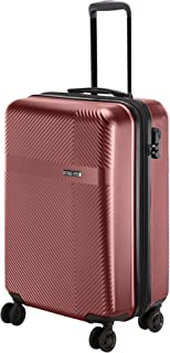 7d5b5c5fcce Nasher Miles Fifth Avenue Expander Hard-Side Polycarbonate Cabin Luggage  Maroon 20 Inch | 55CM
