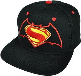 DC Comics Batman v Superman: Dawn of Justice Snapback Hat