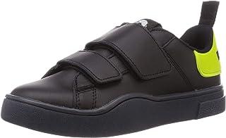حذاء رياضي أنيق للسيدات من ديزل, (Black/Yellow Fluo), 38 EU