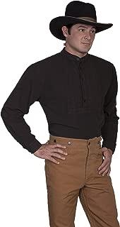 Rangewear Men's Rangewear Classic Pleated Bib Inset Frontier Shirt - Rw218 LGR