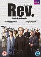 Rev - Series 1 & 2 Boxset [Reino Unido] [DVD]