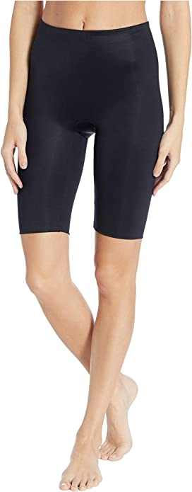 SPANX Oncore Midthigh Short Size Small Black SS6615 Retail $62