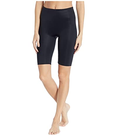 Spanx Power Conceal-Her Extended Length Shorts (Very Black) Women