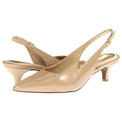 Trotters Prima (Nude Patent) Women