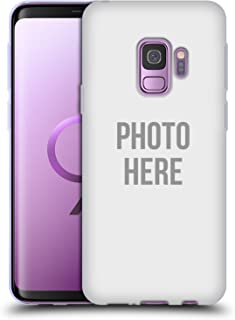 Custom Customized Personalized Custom Photo Soft Gel Case Compatible for Samsung Galaxy S9