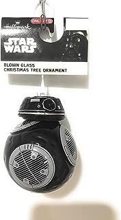 Lucas films Ltd Star Wars by Hallmark BB-9E Blown Glass Ornament