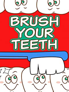 brush your teeth rhymes