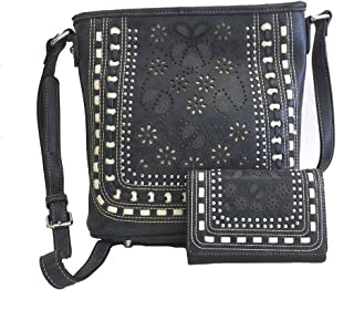 Best leather cut out purse Reviews