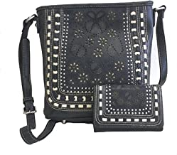 western purse and wallet set
