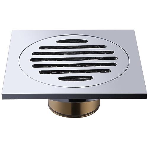 Kitchen Floor Drain Trap: Floor Drains: Amazon.com