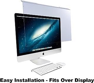"EYES PC Blue Light Screen Protector Panel for Apple iMac 21.5"" Diagonal LED Monitor (W 20.63"" X H 12.56""). Blue Light Bloc..."