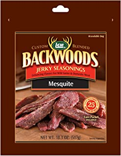 LEM Backwoods Mesquite Seasoning with Cure Packet