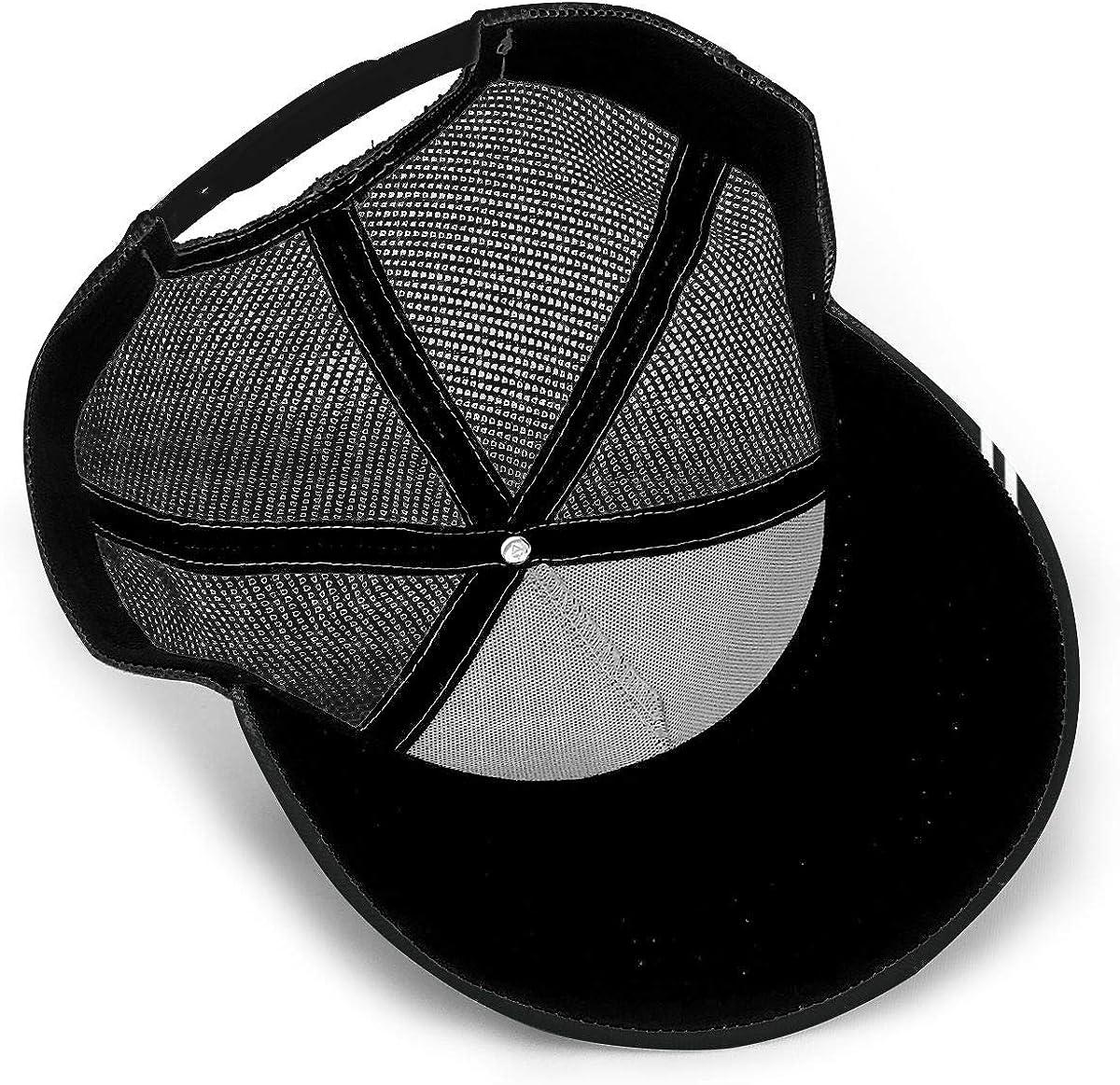 I Love Heart Uzbekistan Adjustable Baseball Caps Grid Hat Trucker Cap Dad Hat Mesh Hat