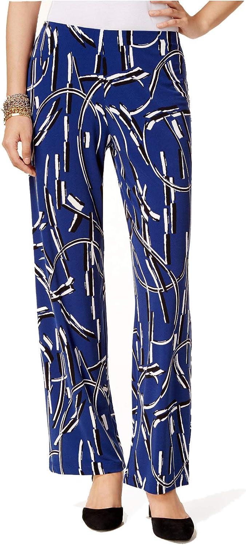 Alfani Women's Printed WideLeg Pants