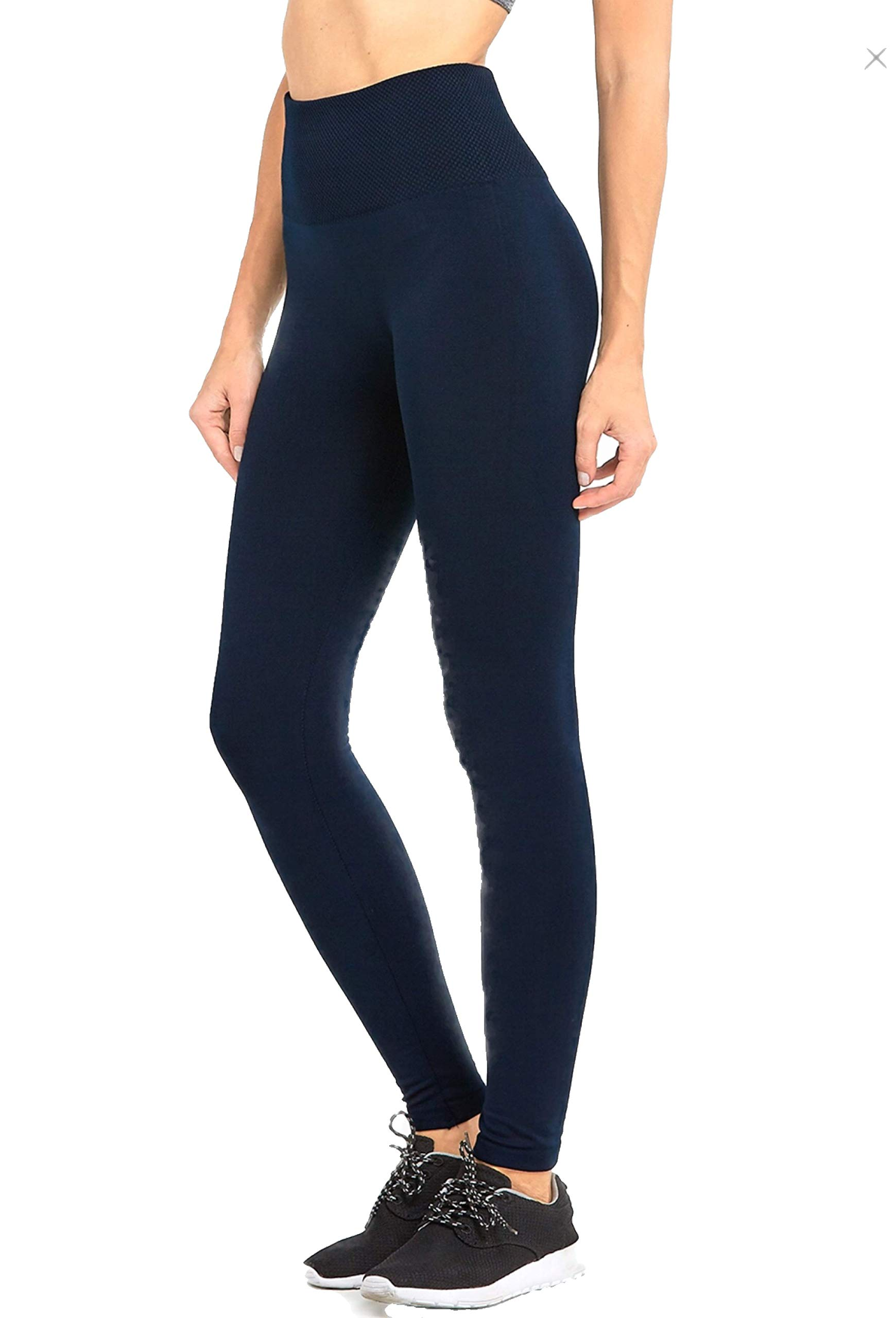 Sofra High Waist Winter Leggings
