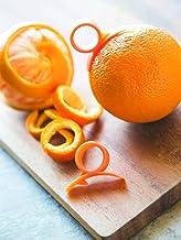 6 Pack Orange Opener Orange Skin Remover Citrus Fruit Peeler