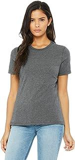 Bella Canvas 6400 - Relaxed Short Sleeve Jersey T-Shirt