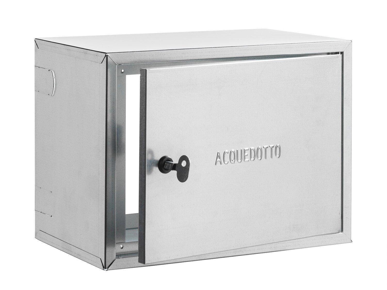 Boldrin cn778.00 caja para contador, galvanizado: Amazon.es: Bricolaje y herramientas