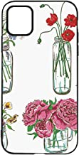 Set of Mason Jars with Flowers iPhone 11 case,134924 Compatible with iPhone 11
