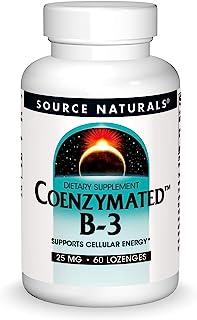 Source Naturals Coenzymated B-3 25 MG 60 CT
