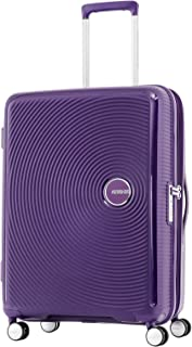 American Tourister Ao8 91 001 At Curio Spinner 55/20 Tsa - Purple Spinner