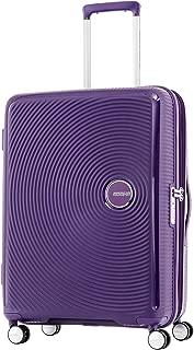 American Tourister Ao8 91 001 At Curio Spinner 55/20 Tsa - Purple Spinner
